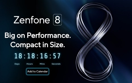 """Asus Zenfone 8 will become official on May 12, promised to be """"compact in size"""""""