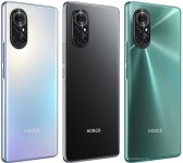 Design comparison: Honor V40 Lite