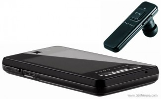 Samsung partnered with Hugo Boss for a special edition of the F480 Toco
