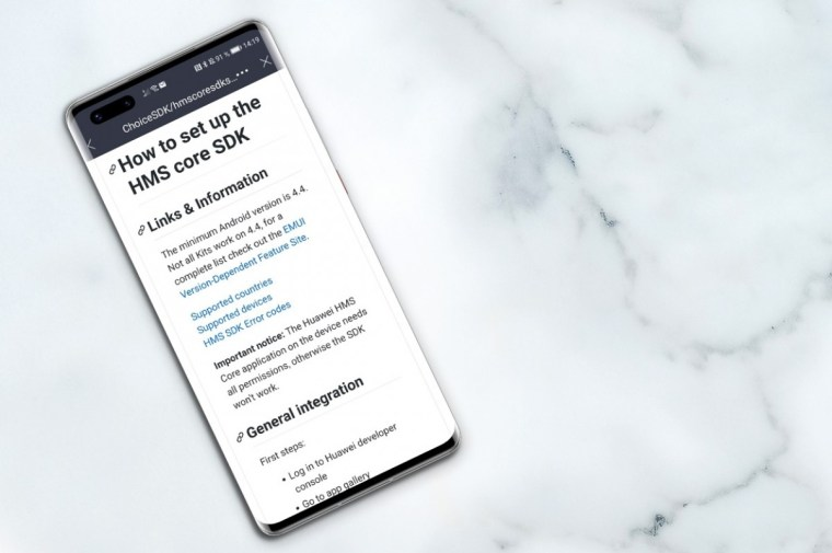 Huawei partner releases solution to port GMS apps to AppGallery