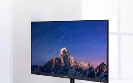 Huawei announces its first desktop monitor