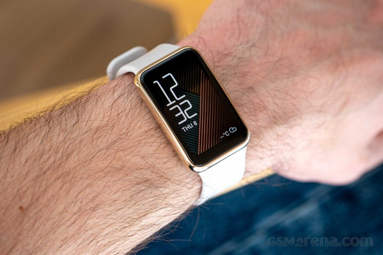 Huawei Watch Fit Elegant Edition review