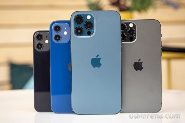 iPhones next year to feature UD Touch ID, expect four models and two sizes