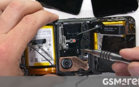 Lenovo Legion Duel 2 video teardown investigates why it bent so easily