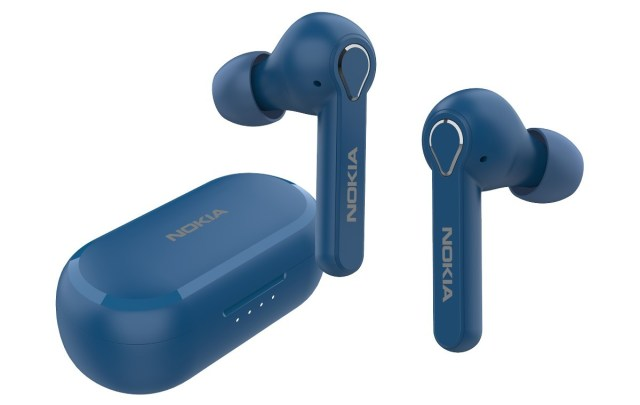 The Nokia Lite Earbuds have enough battery for 36 hours of total listening time