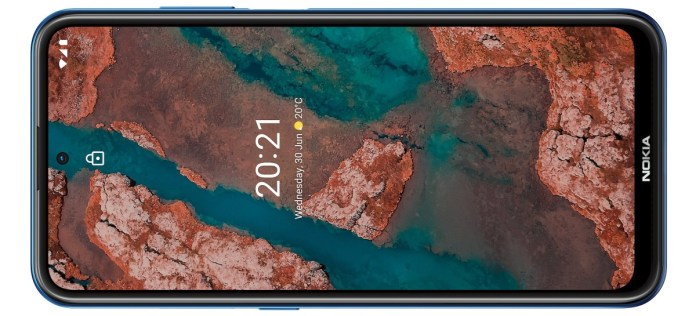 Nokia X10 and X20 announced: 5G with Snapdragon 480, 3 years software updates and warranty
