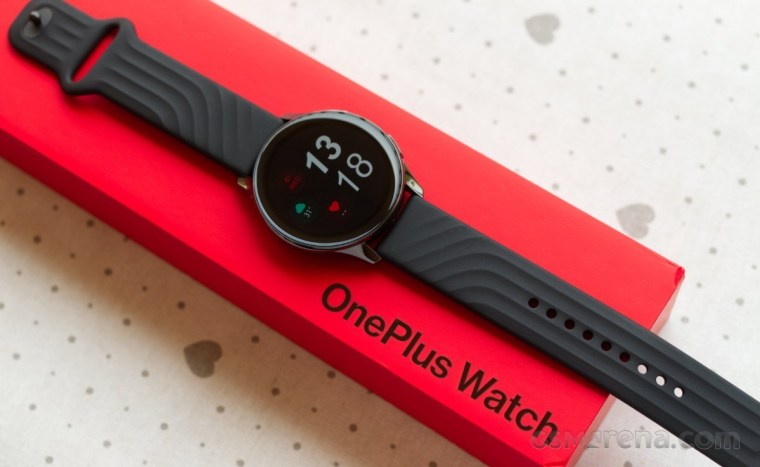 A new OnePlus Watch update adds more workout modes and other features