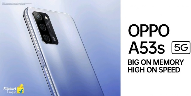 Oppo A53s 5G with Dimensity 700 coming to India on April 27 for under INR15,000