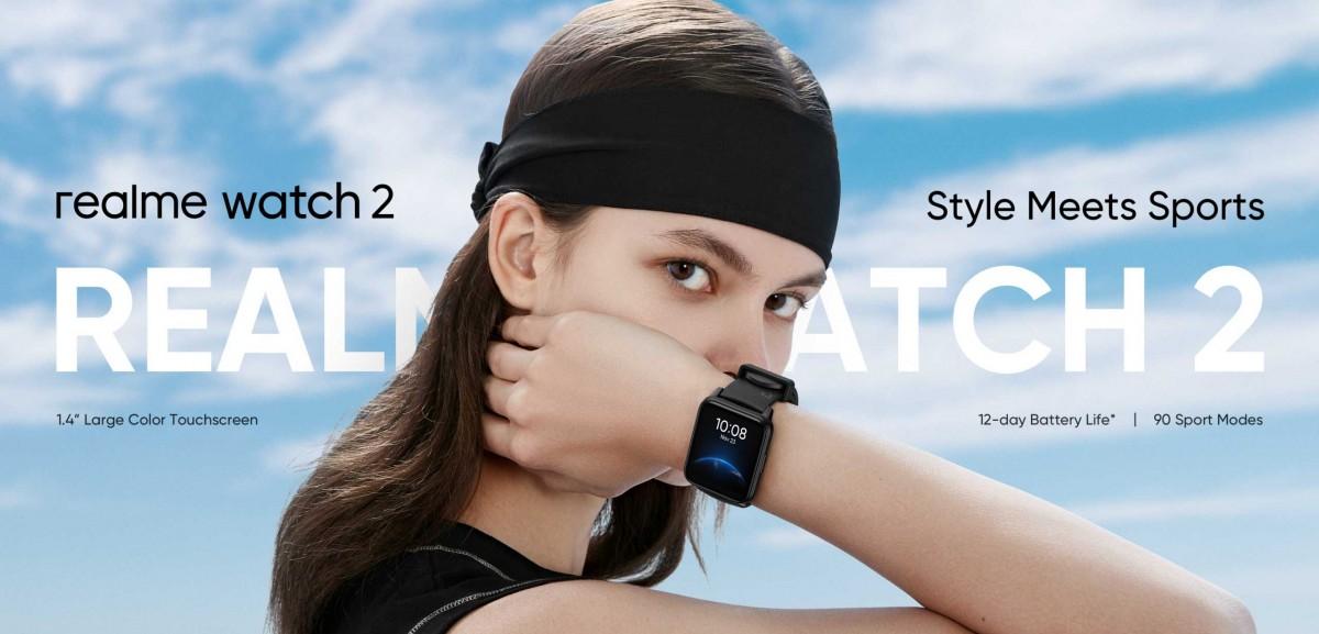 Realme Watch 2 diluncurkan di Malaysia