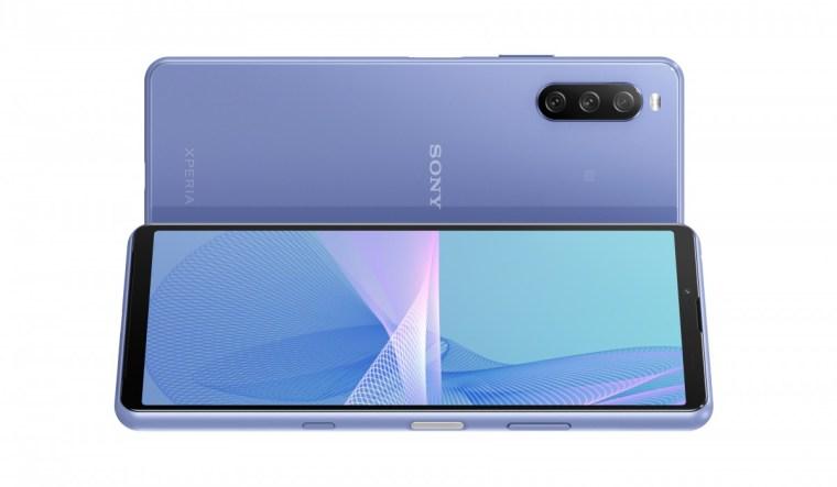 Sony Xperia 10 III brings SD690 and a triple camera