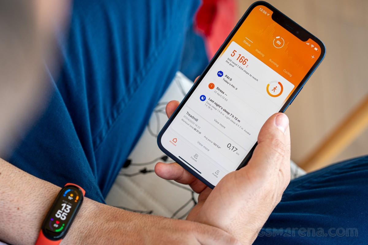 Xiaomi Mi Smartband 6 review