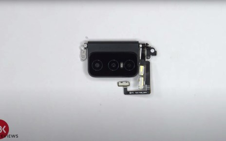 Asus Zenfone 8 Flip disassembly video shows few changes from last year's model