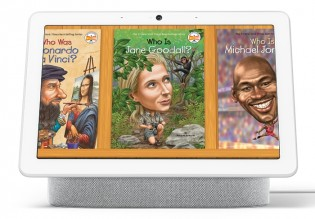 Stories and games on Google Home