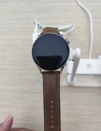 Huawei Watch 3 spy shots