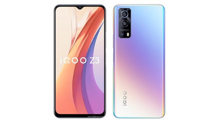 iQOO Z series is headed to India, Z3 is probably first to launch