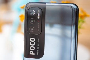 48 MP main camera (limited to 1080p @ 30 fps video), plus a macro cam and depth sensor