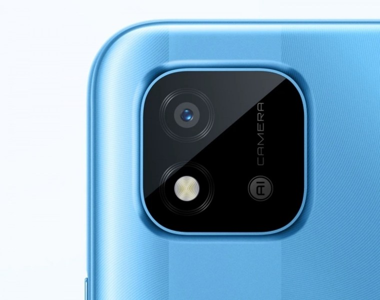 Realme C11 (2021) arrives in Russia with Unisoc chipset