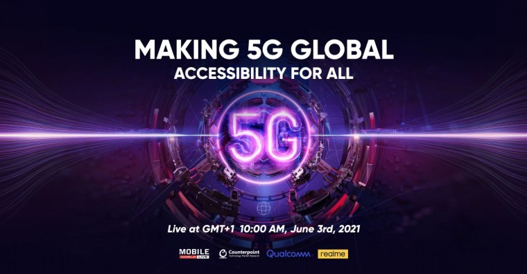 The real Realme GT 5G is coming to Europe, certification prove