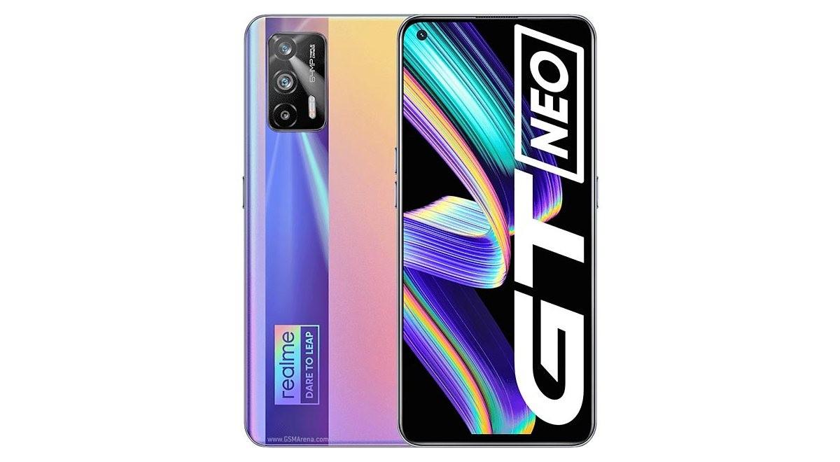 Realme GT Neo Flash Edition sedang dalam perjalanan dengan pengisian daya 65W