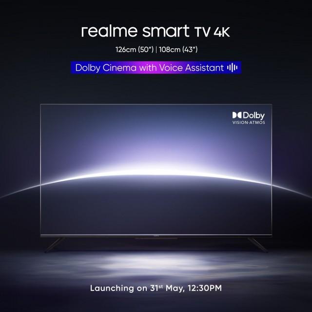 Realme Smart TV 4K poster