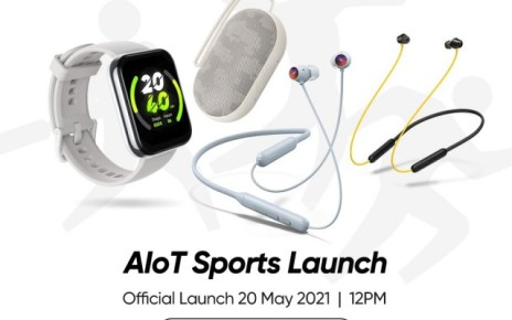 Realme set to launch Watch 2 Pro, Buds Wireless 2 and more on May 20