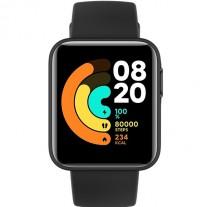 Redmi Watch dalam warna Hitam
