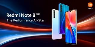 Redmi Note 8 2021's design
