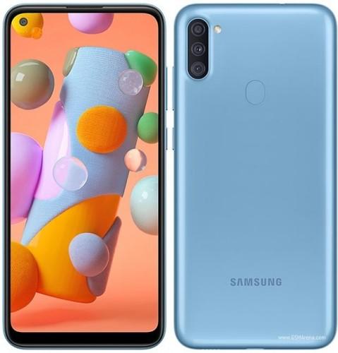 Galaxy A11 adalah smartphone Samsung terbaru yang mendapatkan update One UI 3.1 berbasis Android 11