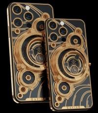 Parade Planet Emas Kaviar, berdasarkan iPhone 13 Pro