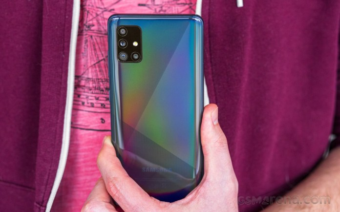 Samsung Galaxy A51 finalmente recebe atualização do Android 11 com One UI 3.1 nos EUA