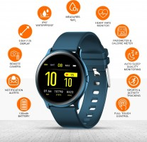 Health and exercise tracking features
