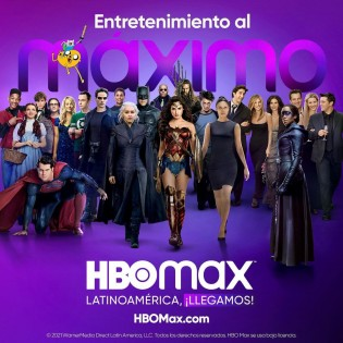 HBOMax is now available in 39 territories in Latin America and the Caribbean