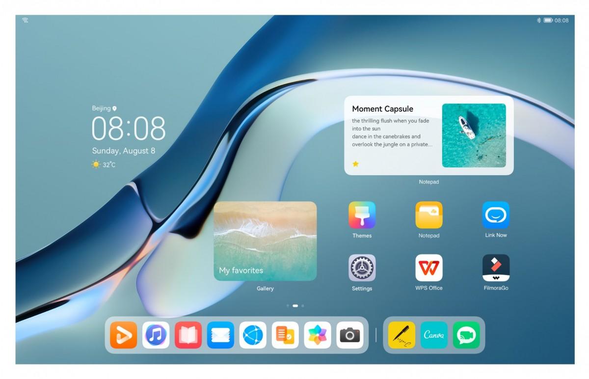 Huawei MatePad Pro 12.6 dan 10.8 diumumkan bersama MatePad 11