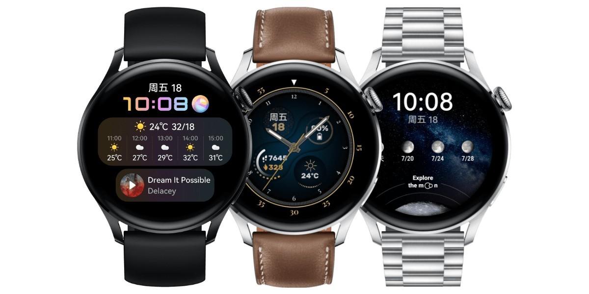 Huawei Watch 3 diluncurkan dengan HarmonyOS, eSIM, baterai 3 hari, 3 Pro mengikuti dengan bodi titanium