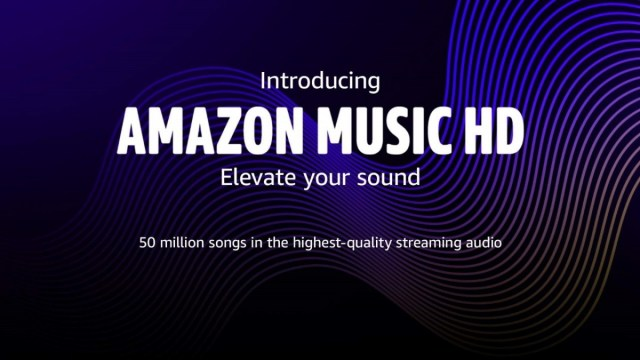 Amazon recently got into the lossless audio game with Music HD