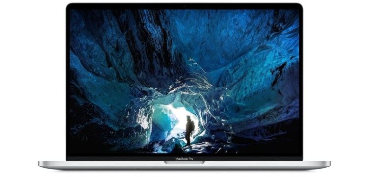 The outgoing MacBook Pro 16