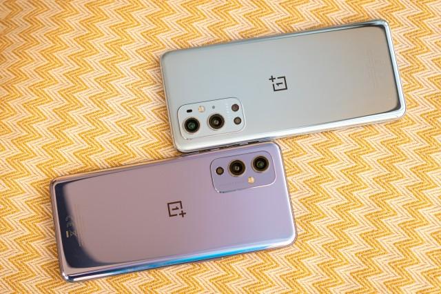OnePlus 9 Pro and OnePlus 9