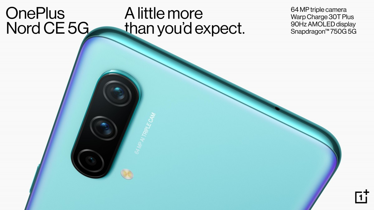 OnePlus Nord CE 5G meningkatkan baterai, kamera, dan harga