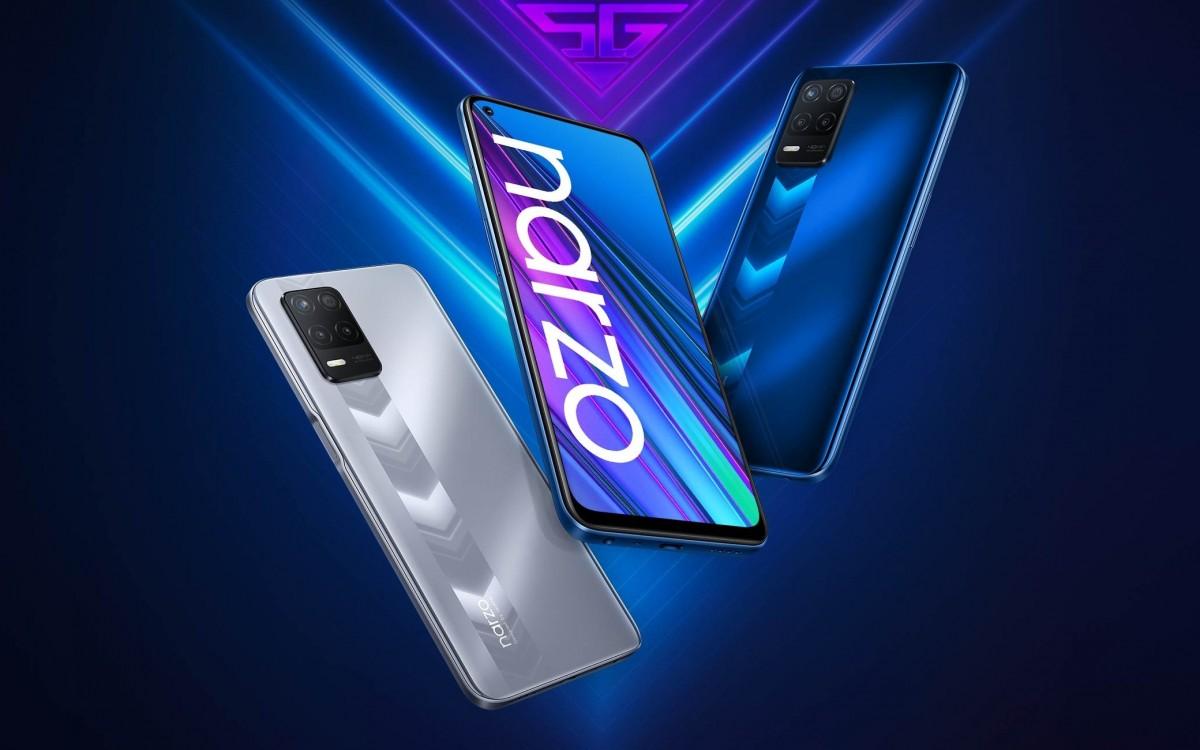 Realme Narzo 30, Narzo 30 5G melanda India, Buds Q2 dan tag Smart TV baru bersama