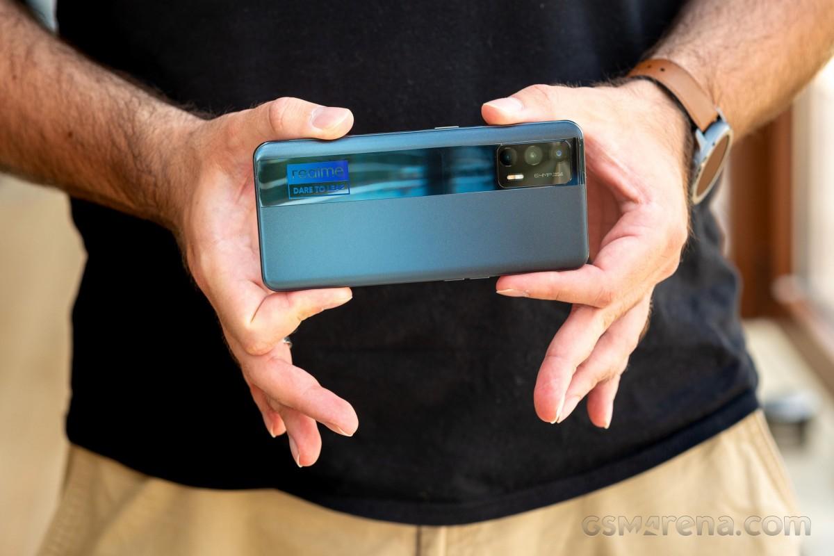 Realme X7 Max/GT Neo masuk untuk ditinjau