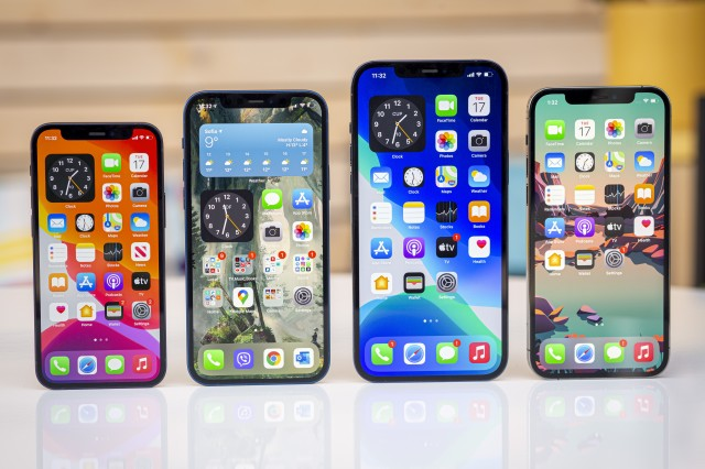 Apple still holds the lead in total shipments of 5G smartphones