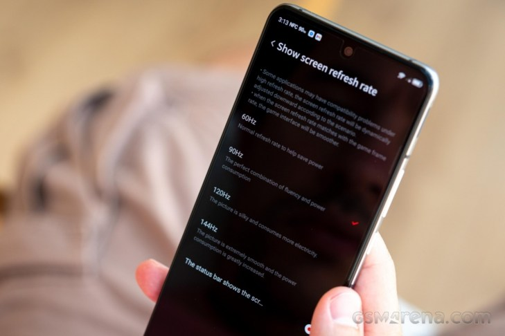 ZTE nubia Red Magic 6R in for review