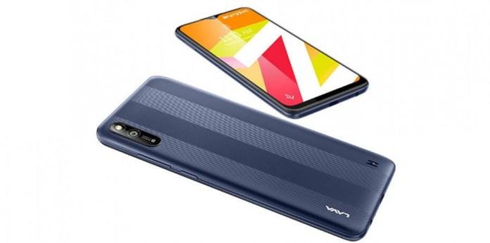 Lava Z2s ने घोषणा की: 6.51'' IPS LCD, 5,000 mAh बैटरी के साथ एक Android 11 Go फोन phone
