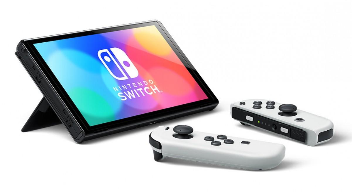 Nintendo mengumumkan sakelar yang diperbarui dengan layar OLED