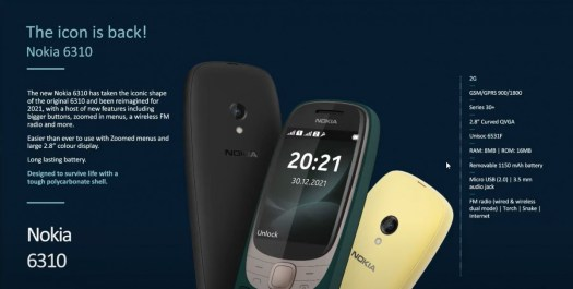 Nokia C30 and 6310 are official too alongside a bunch of true wireless earbuds