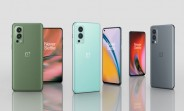 OnePlus Nord 2 5G debuts with Dimensity 1200 AI SoC, 50MP OIS main cam and 65W Warp Charge