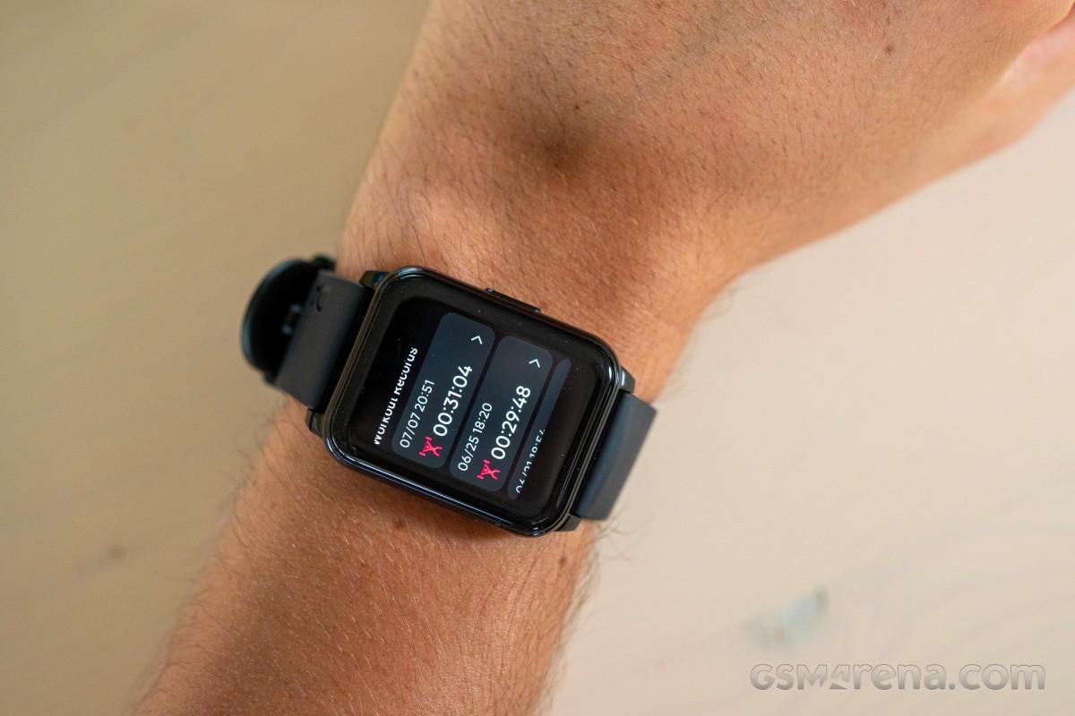 Ulasan Realme Watch 2