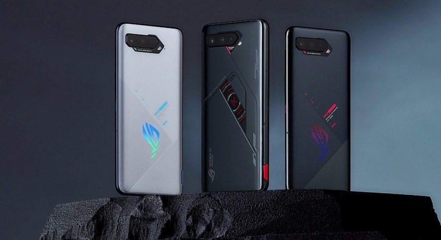 Asus ROG Phone 5s and 5s Pro get SD 888+ chipsets, lowers touch latency to  24ms - GSMArena.com news