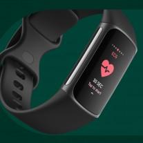 Sensor EKG pertama pada pita pintar Fitbit