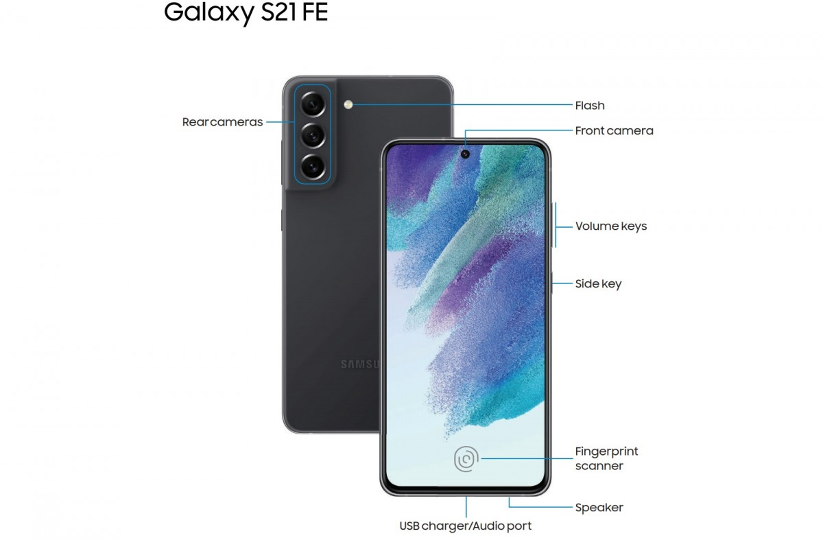 Panduan pengguna Samsung Galaxy S21 FE mengungkapkan kurangnya slot kartu microSD, tidak ada pengisi daya di dalam kotak